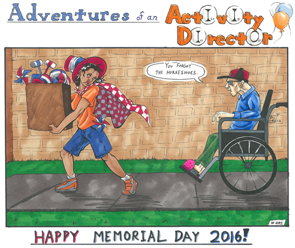 Happy Memorial Day 2016 from ADN