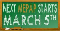 Next MEPAP March 5th
